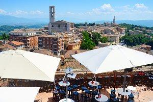 Perugia scene