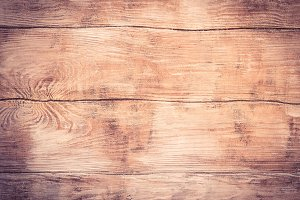 Wooden textured empty toned background