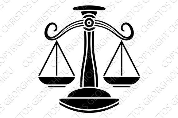 Libra Scales Zodiac Horoscope Astrology Sign
