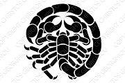 Scorpio Scorpion Zodiac Horoscope Sign