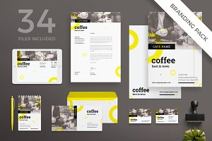 Branding Pack | Coffee Shop