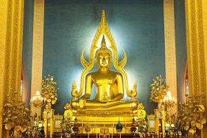 Buddha meditation.