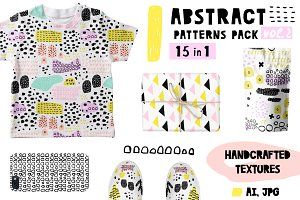 Abstract pattern pack vol.2