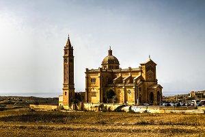 Ta Pinu Sanctuary, Gharb, Malta