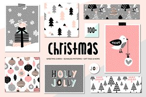 50% Off Christmas Graphics Set