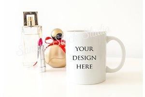 Styled Mug Mockup