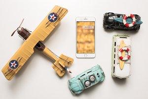 iPhone 7+  mockup