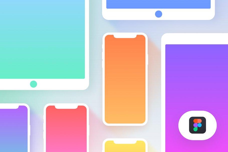 Figma Designer Mockup Pack ~ Mockup Templates ~ Creative Market
