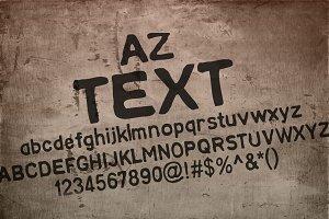 AZ Text
