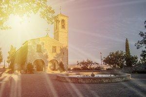 Park Church of Sant Eloi