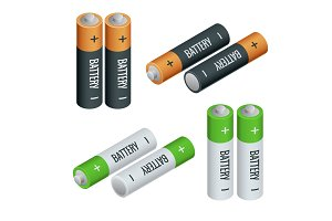 Battery electricity charge technology and alkaline .