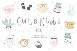Cute Kids Set