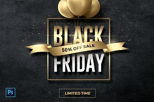 Black Friday ! Sale Flyers