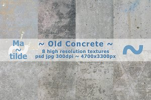 Old Concrete