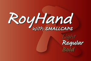 RoyHand Regular
