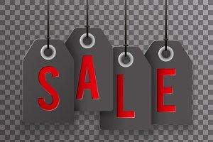Sale Text Black Friday