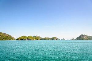 Mu Ko Ang Thong Island