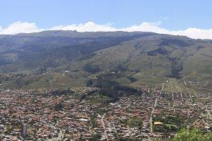 City of Cochamba, Bolivia