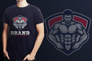Muscular Logo