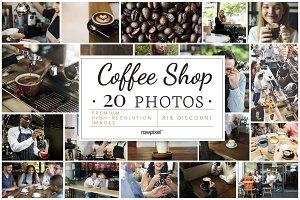 The Best Coffee Shop Bundle