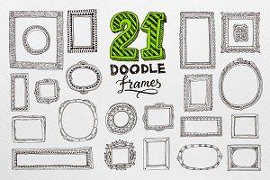 Doodle frames (part 2)