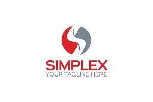 S Logo - Simplex