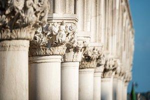 Column Sculptures