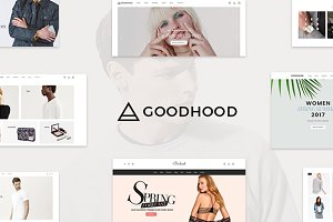 GoodHood - WordPress Theme