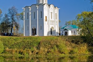 Church of the Intercession on Nerl.