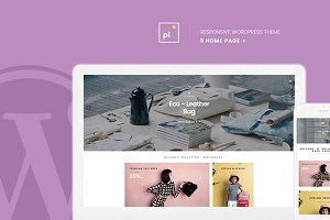 Pi - WooCommerce WordPress Theme