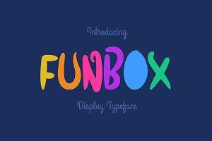 Funbox Typeface