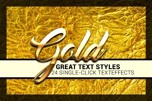 24 Styles - Gold Collection