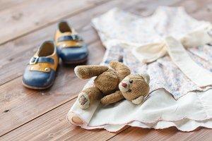 christening baby's dress