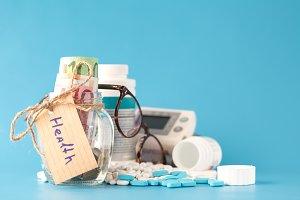 Saving money for health care
