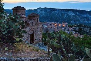Sunrise Stilo village, Italy