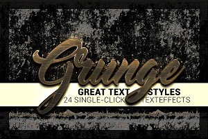 24 Styles - Grunge Collection
