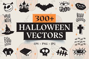 300+ Halloween Vectors Like No Other