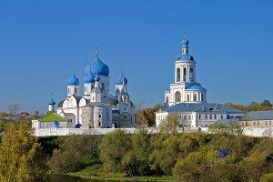 Holy Bogolyubov monastery.