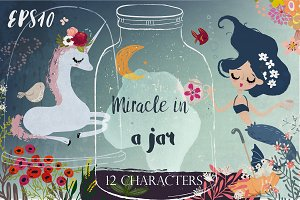 Miracle in a jar