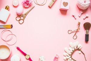 Pink Branding Image