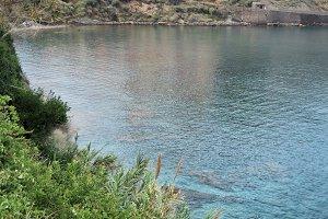 Sardinia. City Castelsardo. Italy