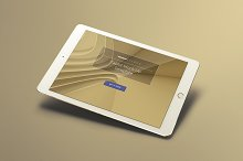 Tablet / iPad Mock-Up Set