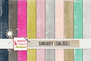 Swanky {solids} - 20% off! :)