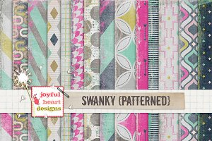 Swanky {patterned} 20% off :)