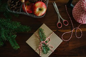 Farm Table Holiday Gift