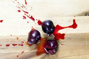Berry, close up