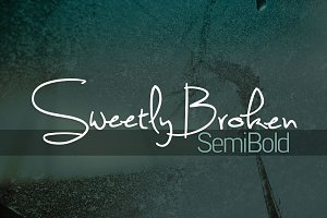 Sweetly Broken Semibold