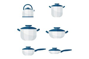 kitchen pan set