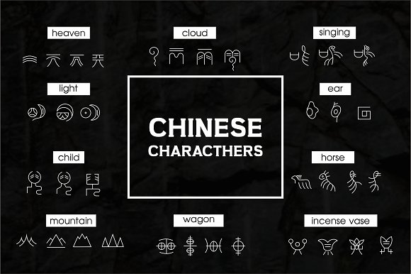 Chinese Characthers
