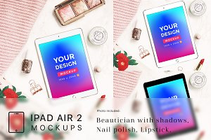 iPad Air 2 Mockup Collection